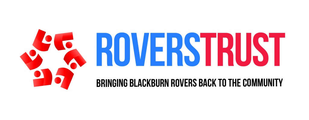 Rovers Trust Logo Draft 3 01 E1380919908152