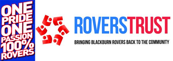 Rovers Trust Slogan Banner