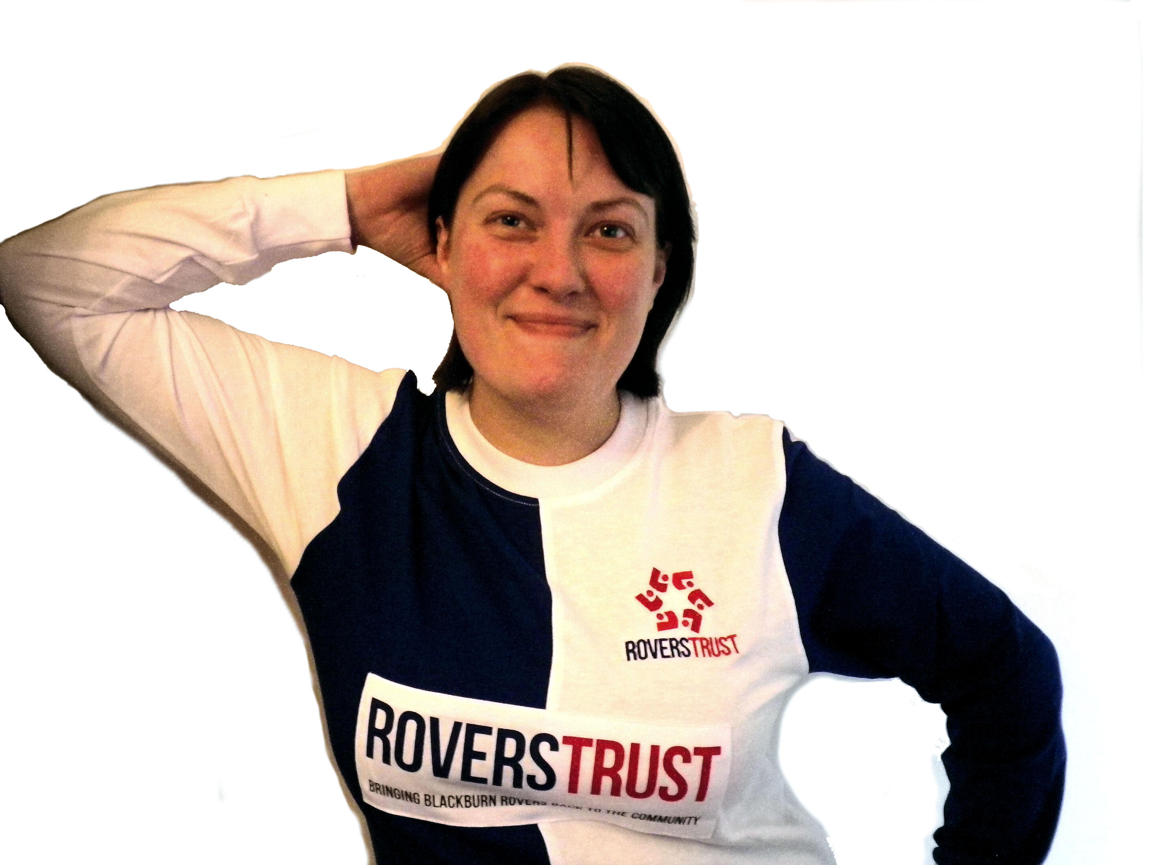 Rovers Trust Retro Shirt