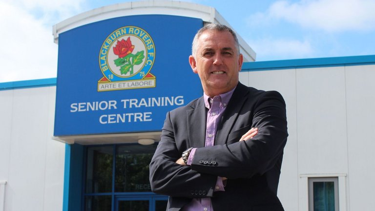 Owen Coyle Blackburn Rovers Press Media 3477317